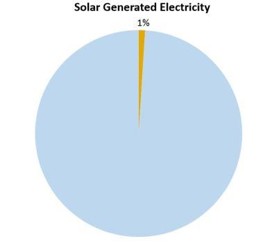 1%Electricity